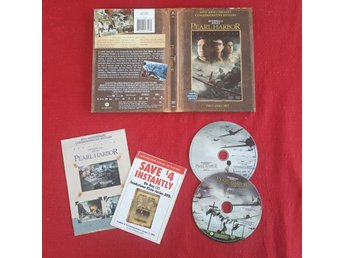 DVD - Pearl Harbor - Josh Hartnett - Ben Affleck