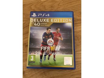 Playstation 4 spel FIFA 16