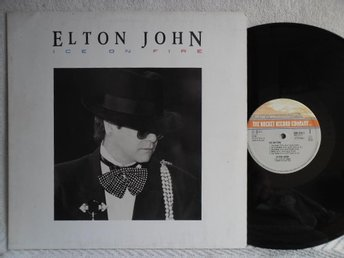 ELTON JOHN - ICE ON FIRE - ROCKET 826 213-1