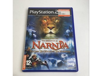 Playstation 2, PS2-Spel, Narnia