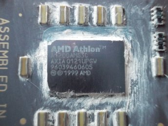 Äldre Processor AMD Athlon