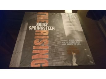 Bruce Springsteen E Street Band The Rising *sealed *