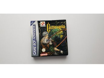 Castlevania - Nintendo Gameboy Advance