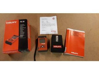 Hilti Laser Entfernungsmesser Pd 30 : Hilti pd laser avståndsmätare ny aldrig anv ᐈ