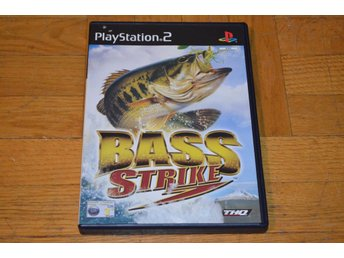 Bass Strike Playstation 2 PS2