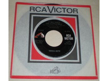 Connie Smith 45a It only hurts for a little while US 1967