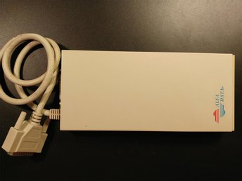 Alfa Data External Floppy Drive for Commodore Amiga | 3½""