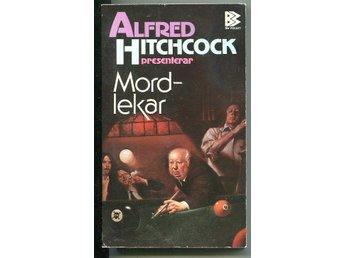 Alfred Hitchcock presenterar: Mordlekar Wahlströms förl 1987 - Motala - Alfred Hitchcock presenterar: Mordlekar Wahlströms förl 1987 - Motala