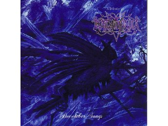 A Tribute To KATATONIA-December songs / CD