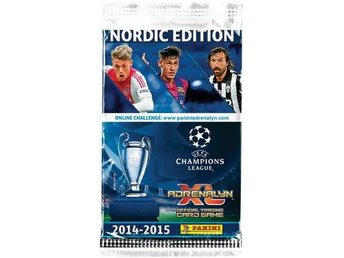 CHAMPIONS LEAGUE BOOSTERPACK, 2014-2015