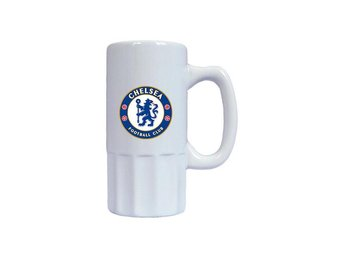 Chelsea porslin ölkrus,Chelsea ölstop, Chelsea present - Karlskrona - Chelsea porslin ölkrus,Chelsea ölstop, Chelsea present - Karlskrona
