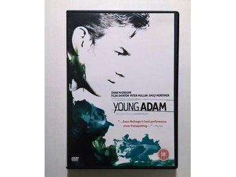 Young Adam - 2003 DVD - Ewan McGregor - Tilda Swinton