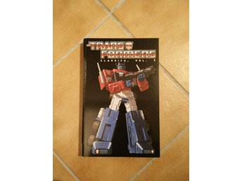 The Transformers Classics Vol. 1 TPB IDW förlag
