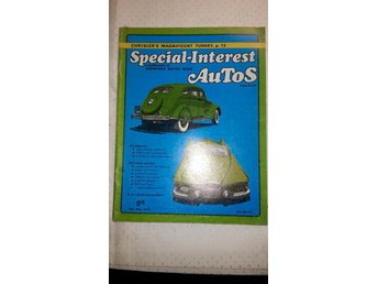 Special-interest auto May 1973