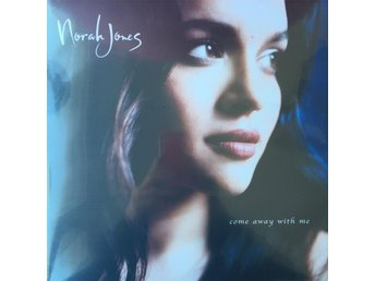 NORAH JONES - COME AWAY WITH ME NY LP