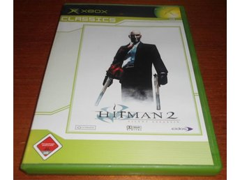 Hitman 2 Silent Assassin - Xbox
