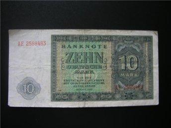 Tyskland 20 mark 1948, g5130 trdvbh - Estonia Estland - Tyskland 20 mark 1948, g5130 trdvbh - Estonia Estland