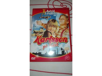Astrid Lindgren - Karlsson på taket - dvd - Borlänge - Astrid Lindgren - Karlsson på taket - dvd - Borlänge