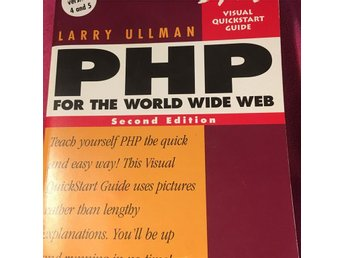 PHP for the World Wide Web (Covers versions 4 and 5)  (Larry Ullman)