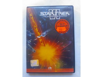 DVD - Star Trek VI the unddiscovered country