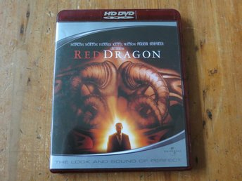RED DRAGON (HD DVD) Anthony Hopkins