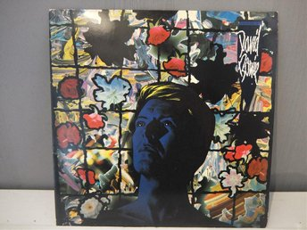 "DAVID BOWIE ""TONIGHT"" LP 1984 EMI IGGY POP HOLLAND BLACKSTAR BRIAN ENO LEGEND"