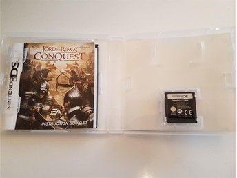 THE LORD OF THE RINGS CONQUEST - NINTENDO DS - Tanumshede - THE LORD OF THE RINGS CONQUEST - NINTENDO DS - Tanumshede