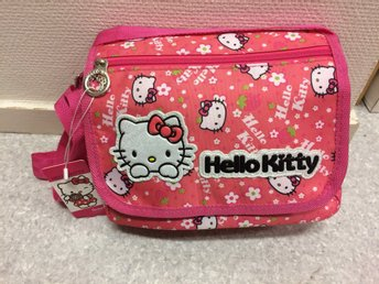 Hello Kitty axelväska