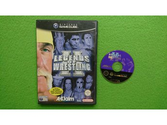Legends of Wrestling 2 Gamecube Nintendo Game Cube