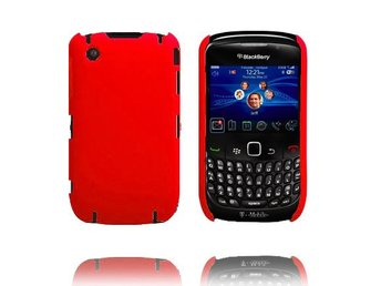 Beta Shield (Röd) BlackBerry Curve 8520/8530 Skal