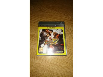Street fighter IV ps3 Playstation 3