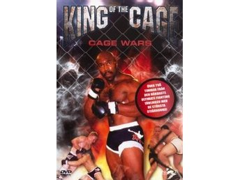 DVD - King of the Cage: Cage Wars