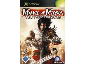 Prince of Persia - The Two Thrones - Xbox