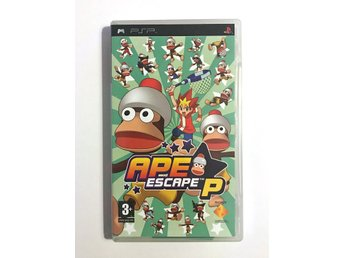 Ape Escape P – spel till Playstation Portable, PSP
