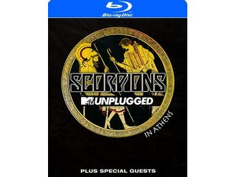 Scorpions: MTV unplugged (Blu-ray)