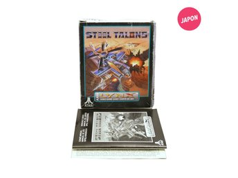 Steel Talons (LYNX) Box + manual