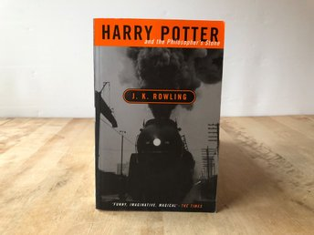 Harry Potter and the philosopher's stone - J.K. Rowling - Engelsk pocket 1998