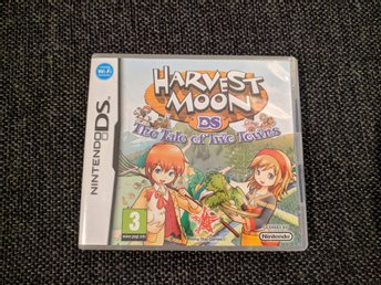 Harvest Moon - The tale of Two Towns - Nintendo DS
