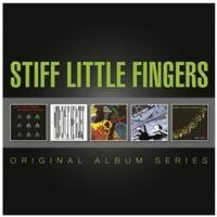 Stiff Little Fingers: Original album s. 1979-82 (5 CD)