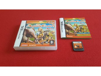 MY ANIMAL CENTRE IN AFRICA till Nintendo DS NDS