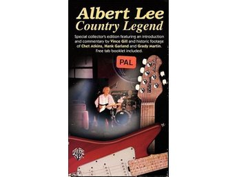 Licks och tricks - virtuosen Albert Lee lär dig lira country guitar