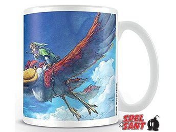 Zela Skyward Sword Ceramic Mug