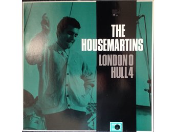 The Housemartins LP London 0 Hull 4