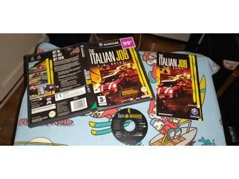 The Italian Job: L.A. Heist till GameCube! 1kr