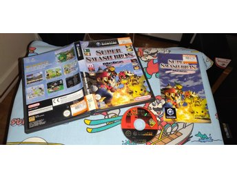 Super Smash Bros. Melee till GameCube! 1kr