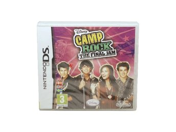 Disney Camp Rock: The Final Jam (NYTT / SCN / DS)