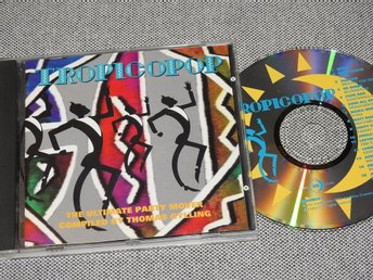 Tropicopop CD (General Levy,Matt Bianco,Duppy Conquerors,Papa San,Shadow)