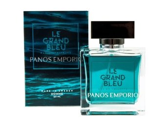 Panos Emporio, LEGRAND BLUE , Eau de Toilette, for men 50ml. herrparfym