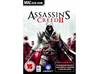 Assassin's Creed II 2 MAC - Helt Nytt Fraktfritt