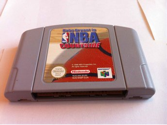 N64: Kobe Bryant in - NBA Courtside (Enbart kassett!)